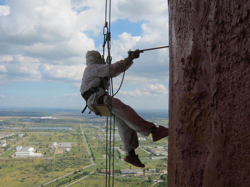 Промышленный альпиниста снаряжение москва